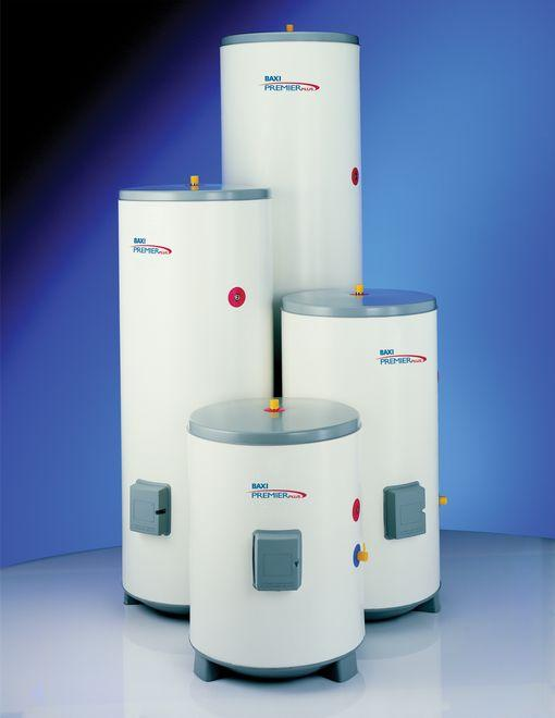 Hot water cylinder / Central Heating