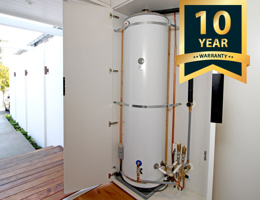 Warranty 10 Years Hot Water Cylinder